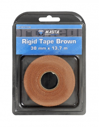 MASITA RIGID BROWN TAPE (B)