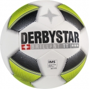 Derbystar BRILLANT TT Trainingsball mit Ballsack