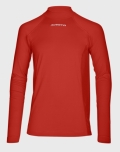 MASITA Stehkragen Shirt Langarm Winter Senior